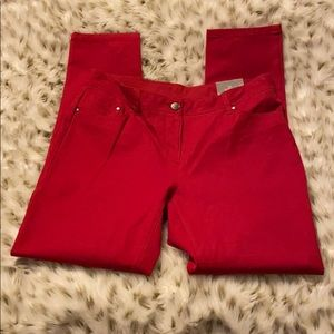 Chico's NWT So Slimming Pants